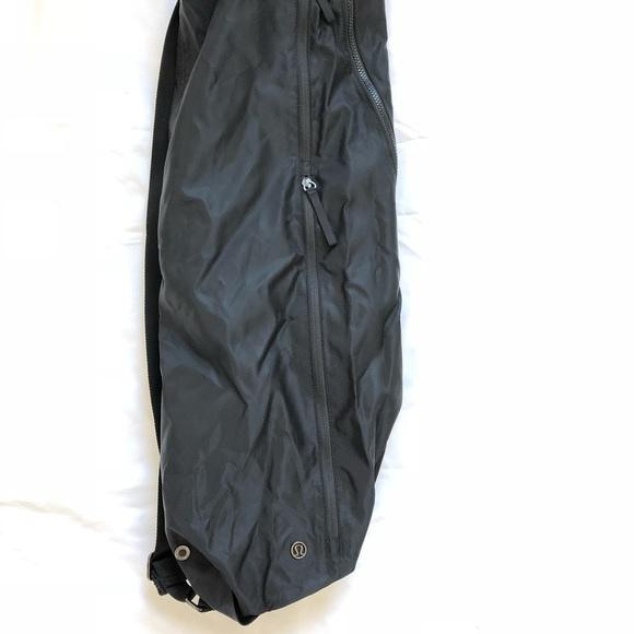 231321dffaa lululemon athletica Accessories   Black Lululemon Yoga Mat Bag ...